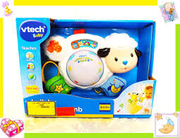 baby crib lights toys vtech baby lullaby music and light up baby lamb interactive