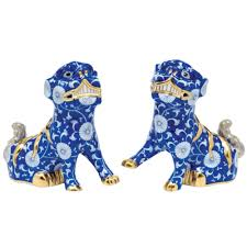 pictures of foo dogs herend reserve collection foo dogs at herendstore