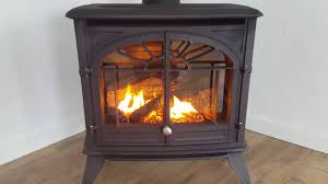 enviro westport freestanding stove lp youtube