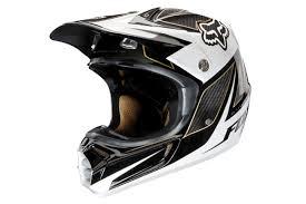 motocross helmet review review 2010 fox v3 carbon motocross helmet motoonline com au