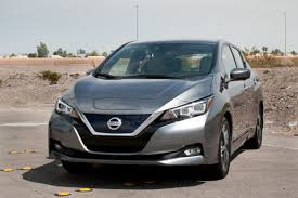 2018 nissan leaf review quick spin news cars com