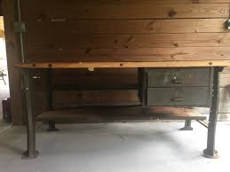 bench lyon work bench lyon industrial butcher block workbench everything has industrial desk from old workbench lyon distributors accessories full size