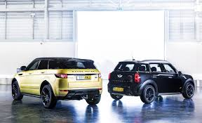 silver range rover 2016 icon buyer new mini countryman vs used range rover evoque by car