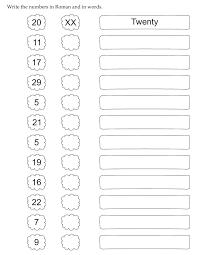 write numbers in words worksheet free worksheets library