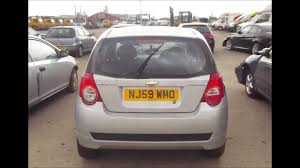 breaking parts chevrolet aveo 2009 1 2 petrol 5 spd manual youtube