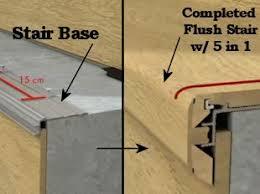 laminate floors quick step laminate flooring incizo stair base
