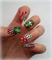 ugly sweater nail art community pins pinterest discover best