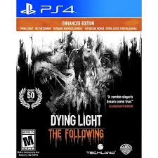 dying light playstation 4 dying light the following enhanced edition playstation 4 target