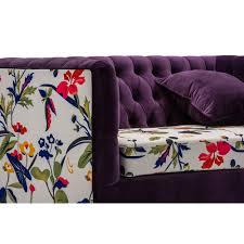 Black Leather Sleeper Sofa by Furniture Purple Loveseat For Contemporary Lifestyle U2014 Threestems Com
