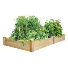 4x8 Raised Bed Vegetable Garden Layout 63 Best Outdoor Vegetable Garden Images On Pinterest Vegetable