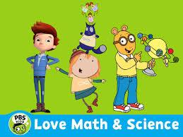 amazon com pbs kids love math and science season 1