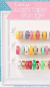 Storage Ideas For Craft Room - 35 cool craft room storage ideas diy joy