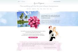 wedding registry website reviews works with stripe buy our honeymoon