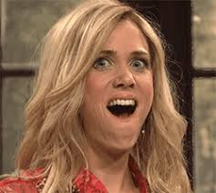 tagged happy snl kristen wiig surprised the californians via