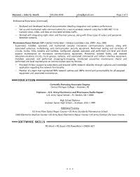 Systems Engineer Resume Examples by 100 Voice Engineer Resume Resume Sample 13 Senior