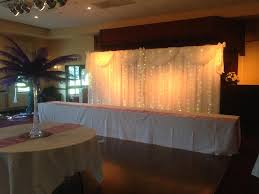 wedding backdrop to buy twinkle backdrop hire for weddings liverpool cheshire wirral