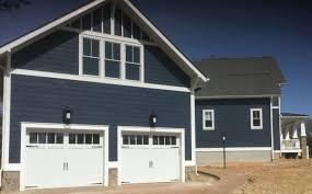 Wilmington Overhead Door by 18x8 Model 5331a Double Steel Insulated Carriage Style Garage Door