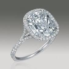 cushion cut split shank engagement rings image result for antique cushion cut cz pin anything as many as
