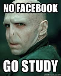 Study Memes - voldemort sez go study memes quickmeme