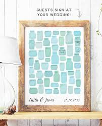 guest book alternatives creative guest book alternatives from etsy the budget savvy