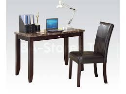 Espresso Secretary Desk by Home Office Computer Furniture Desks And Tables
