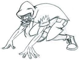 left 4 dead hunter in summer concept sketch by destrox71689 on