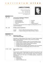 Microsoft Works Resume Template Resume Template 7 Sample Microsoft Works Templates Free Download