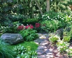 Southern Garden Ideas Landscape Shade Shade Garden Ideas And Backyard Shade Garden