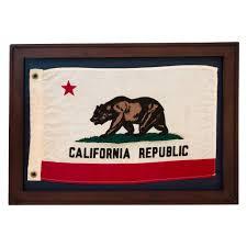 My National Flag Vintage California Republic Bear Flag Boat Flag U2013 My Vintage Flags