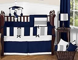 Plaid Crib Bedding Furniture Jojo Rustic Navy Grey Plaid Baby Boy Crib Bedding Set