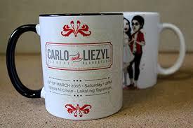wedding souvenirs personalized ceramic coffee mugs as wedding souvenirs