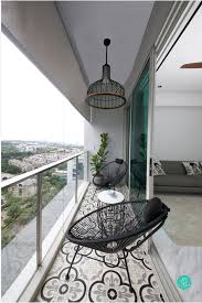 Balcony Design by 10 Home Space Hack Making Small Spaces Look Bigger