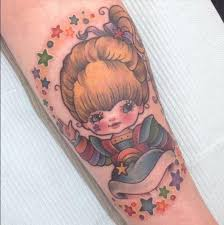 26 best tattoo images on pinterest rainbow brite tatting and