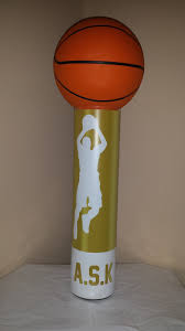 basketball centerpieces 110 party supply centerpieces