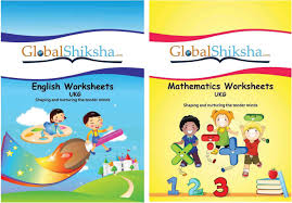 worksheets for ukg maths u0026 english price in india buy