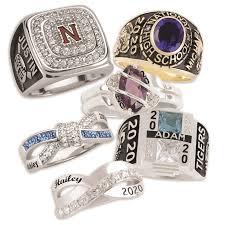 high school senior rings class rings achievers cap gown