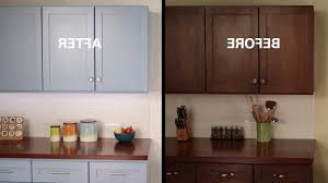 how to refinish kitchen cabinets without stripping kilz how to refinish kitchen cabinets youtube refinish kitchen
