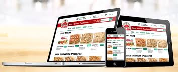 online pizza ordering pizza delivery
