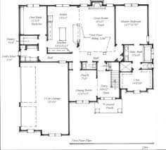apartments floor plans with garage on side southwest house plans