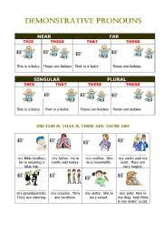 english worksheets demonstrative pronouns worksheets page 8
