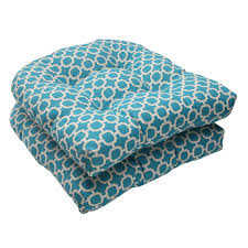 Deep Seating Patio Furniture Covers - furniture blue with riund white design patio chair cushions for