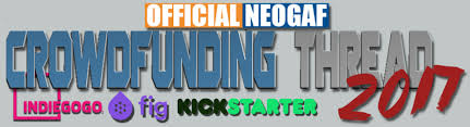 Seeking Neogaf Crowdfunding Thread 2017 The Future Of Gaming On Kickstarter
