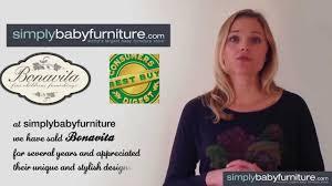 Bonavita Dresser Changing Table by Who Is Bonavita Baby Furniture Brand Video Youtube