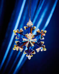 swarovski 25th anniversary limited edition snowflake