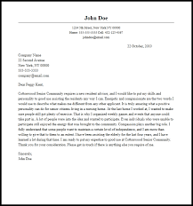 awesome example of a cover letter for student 18 with additional