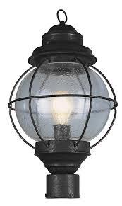 Post Light Fixtures Trans Globe Lighting 69905 Bk Outdoor 19