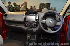 renault kwid seating renault kwid car interior photos renault kwid standard interior