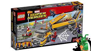 lego spider man captain america civil war pictures
