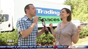 trading spaces host paige davis talks u0027trading spaces u0027 return youtube