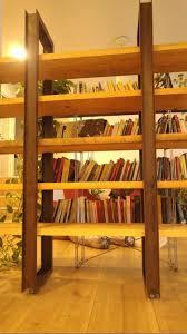 cinco hechos de mind numbing sobre muebles auxiliares ikea librería estilo industrial acero y madera maciza vendida en wallapop
